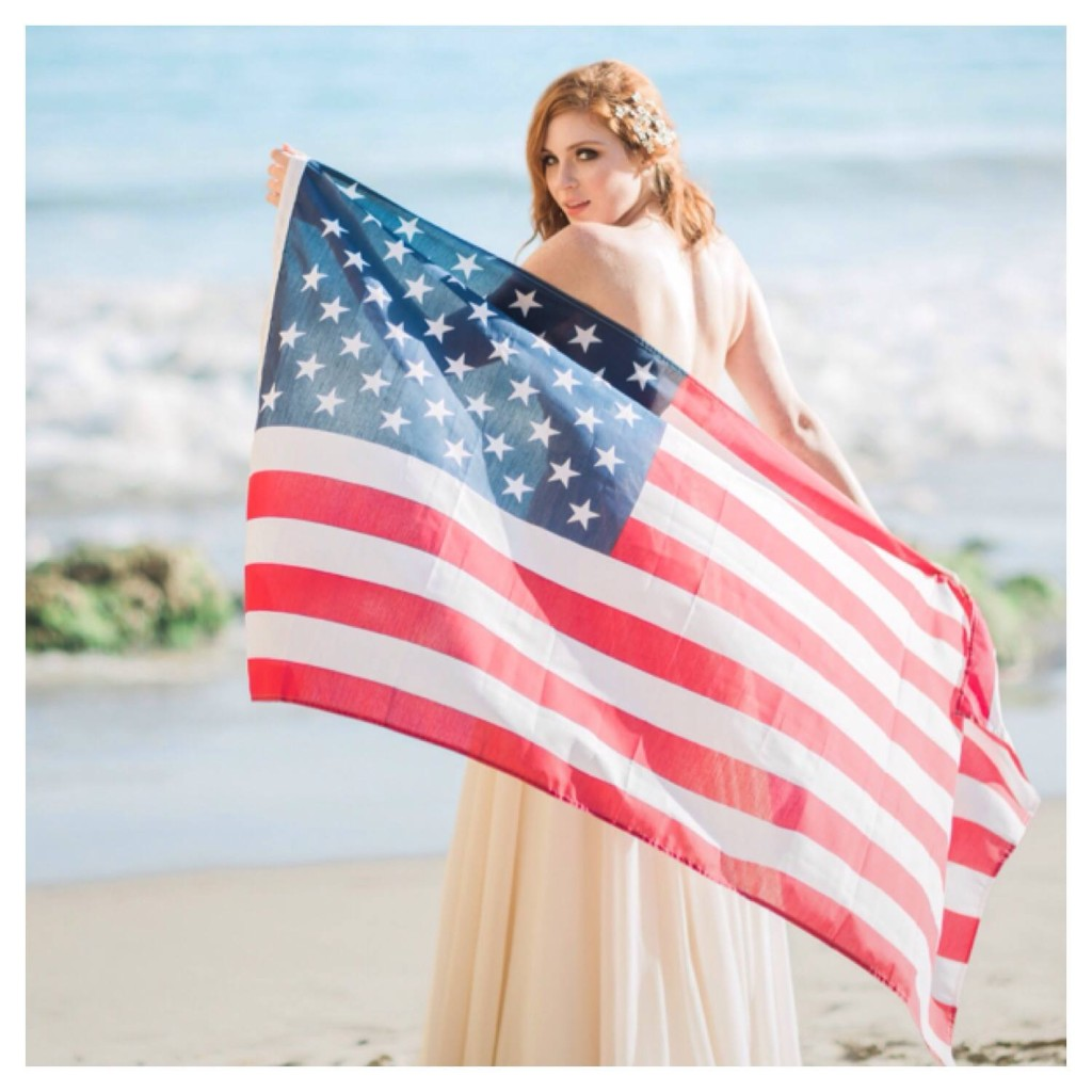 Bel Aire Bridal Fourth of July Post