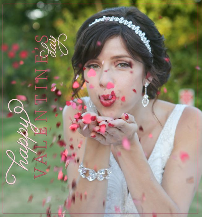 Bel Aire Bridal Valentines Day